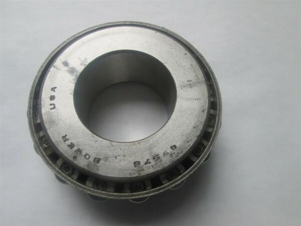 Bower Tapered Roller Bearing Cone 49576 Made in USA