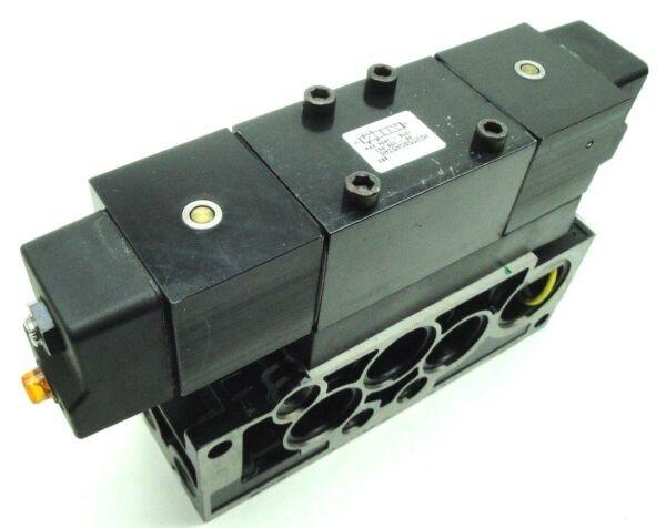 Parker  /  Schrader Bellows    H2255BGA53AS   Solenoid Valve     NEW IN BOX