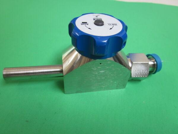 Veriflo 935 UHP High Pressure Diaphragm Valve 1/2