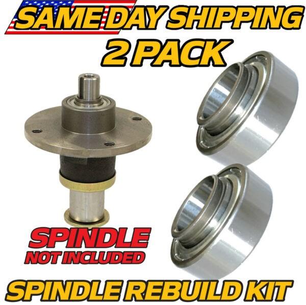(2 Pk) John Deere Spindle Bearing Ztrak  TCU51089, TCA51036, M653, M655, M665