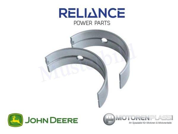 Crankshaft Bearings Pair Hours for John Deere 4045d,4045t,6068t Re65165