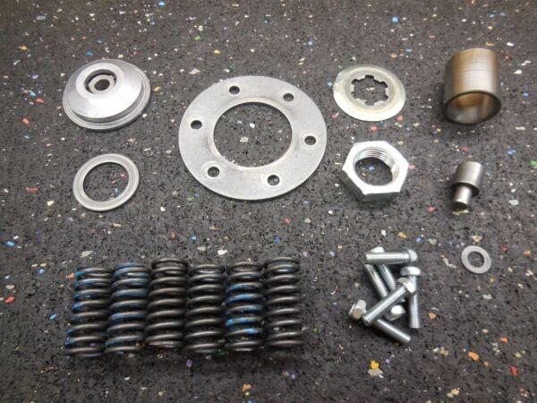 1987 Kawasaki KDX200 Clutch hardware parts lot springs bearing etc. 87 KDX 200