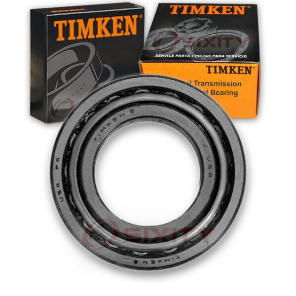Timken Rear Transmission Differential Bearing for 1968-1969 Ford Torino  ij