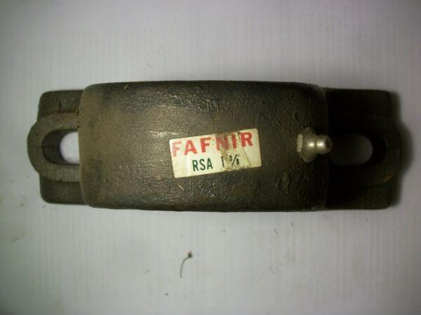 FAFNIR RSA Pillow Block Bearing, 1 3/8