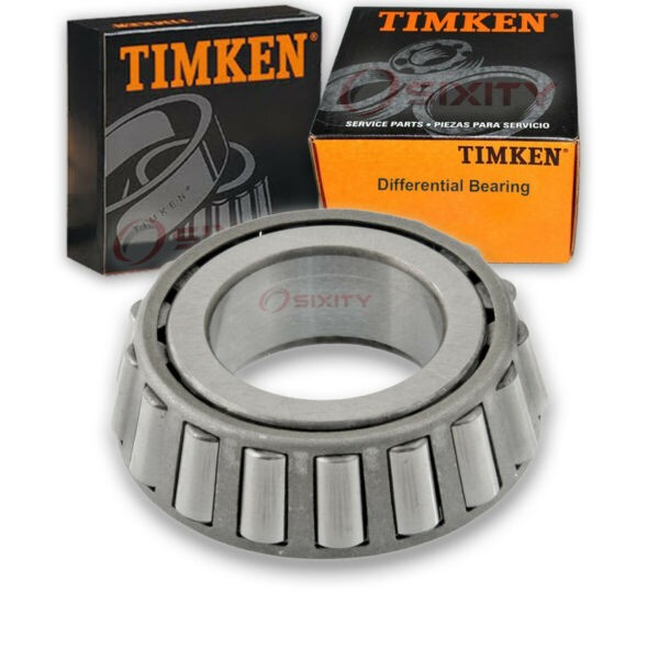 Timken Rear Differential Bearing for 1961-1963 Chevrolet C10 Pickup  ue