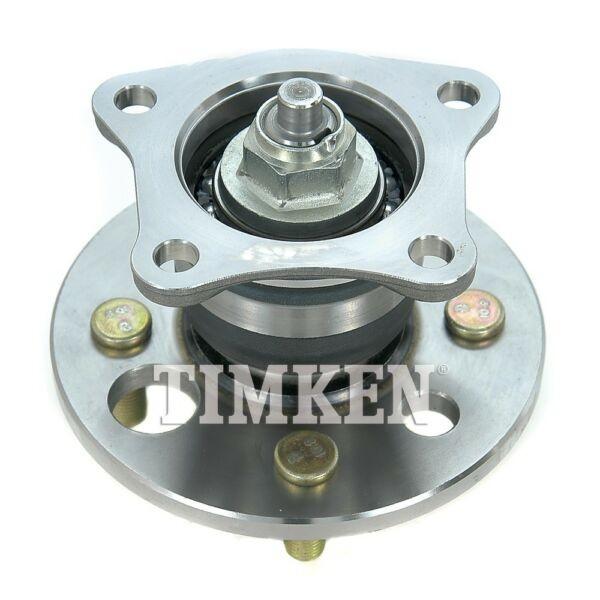 Wheel Bearing and Hub Assembly-Axle Bearing and Hub Assembly Rear Timken 512018