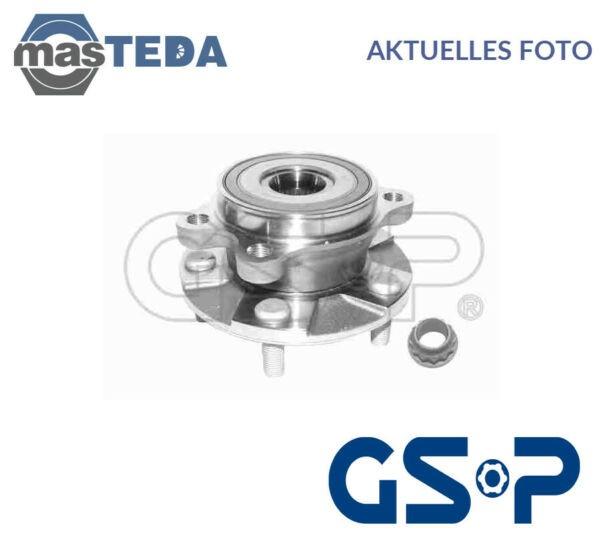 GSP Front Wheel Bearing Kit Wheel Bearing Kit 9326024K P NEW OE QUALITY