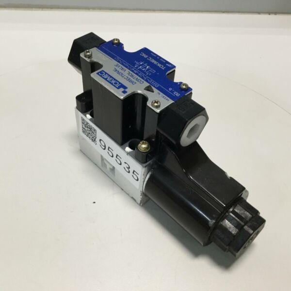 Tokimec Directional Control Valve DG4V-3-2A-M-P7-H-7-52 Used #95535