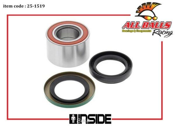 All balls 25-1519 Bearing Kit Front Wheel John Deere Trail Buck 650