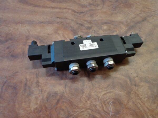 PARKER PNEUMATIC AIR CONTROL VALVE   B622BB553A  150PSI     USED