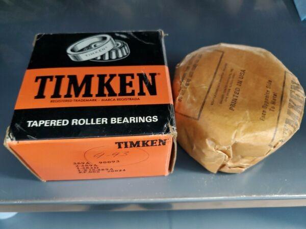 Timken Bearing 389A 90093 2-389A 1-384D 1-X1S-389A 20024