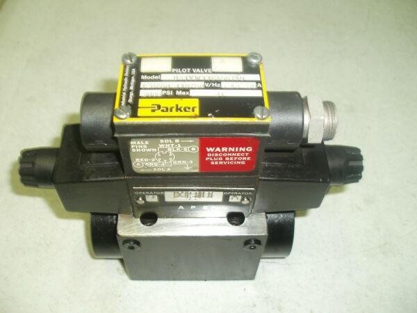 D31VW11C456Y40 PARKER HYDRAULIC D05 DIRECTIONAL HIGH FLOW VALVE