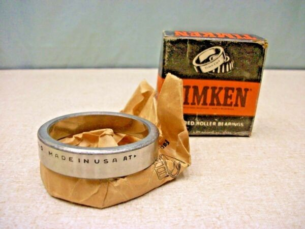 Timken LM48510 Tapered Roller Bearing Cup