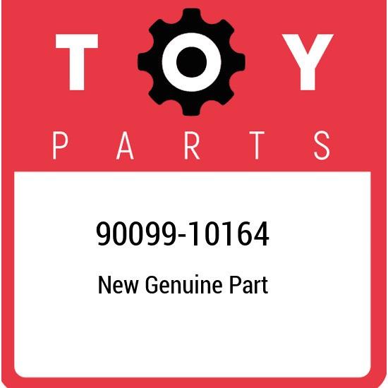 90099-10164 Toyota Bearing 9009910164, New Genuine OEM Part