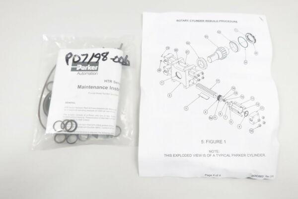 Parker Htr Series Actuator Maintenance Kit