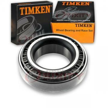 Timken Front Inner Wheel Bearing & Race Set for 1968-1972 Dodge P200 Van  zo