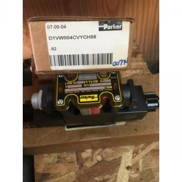 Parker. Hydraulic Valve.  Dlvw004cvych56 I Have  ( 5 ) New In Box  $110.00  Each
