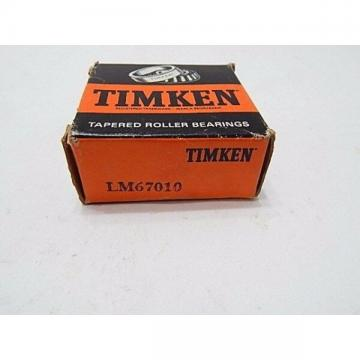 TIMKEN LM67010 BEARING CUP