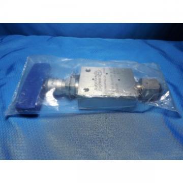 Parker Autoclave Engineer 60vrmm4882-c4 Micrometering ad Alta Pressione