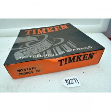 Timken Tapered Roller Bearing Cup M241510 (Inv.32271)