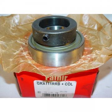 Fafnir GRA111RRB+COL Wheel Ball Bearing Insert Plus Collar GRA111RRB