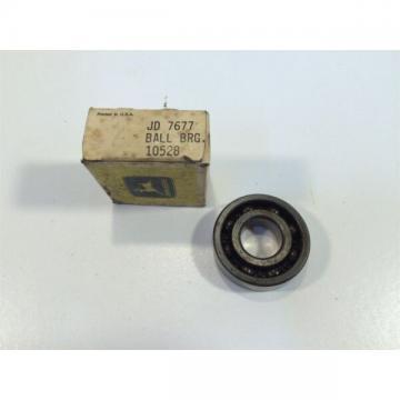 Genuine John Deere JD 7677 Ball Bearing 10528 JD7677