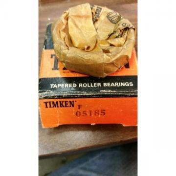 Timken 05185 Tapered Roller Bearing