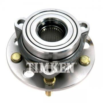 Wheel Bearing and Hub Assembly-Axle Bearing and Hub Assembly Front Timken 513059
