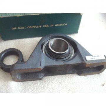 """2 Fafnir RAS 1"""" Pillow Block  line shaft  Made in USA Ball Bearings"""
