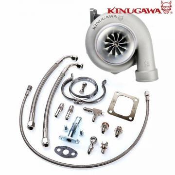 "Kinugawa Ball Bearing Universal Turbo GT3582R 4"" .70 w/ T4 V-Band 1.05 External"