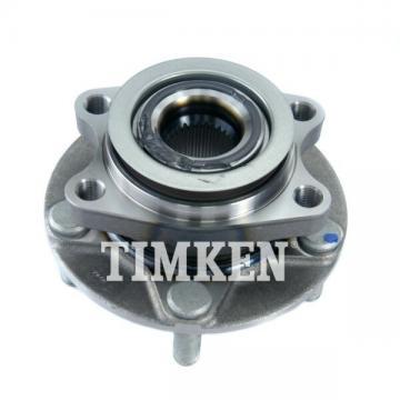 Wheel Bearing and Hub Assembly Front Timken HA590406