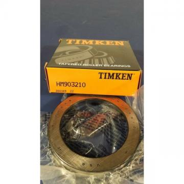 NEW TIMKEN TAPERED ROLLER BEARING CUP HM903210