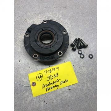 John Deere 316 318 Tractor Onan P218G Crankshaft bearing plate 170-2667