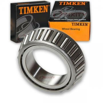 Timken Front Outer Wheel Bearing for 1975-1977 Ford P-500  zu