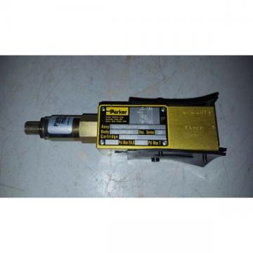 Parker Air Valve Block, Model PR103S02, K2ACFPUSNPR103S02