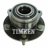 513190 Wheel Bearing and Hub Assembly Front Timken 513190