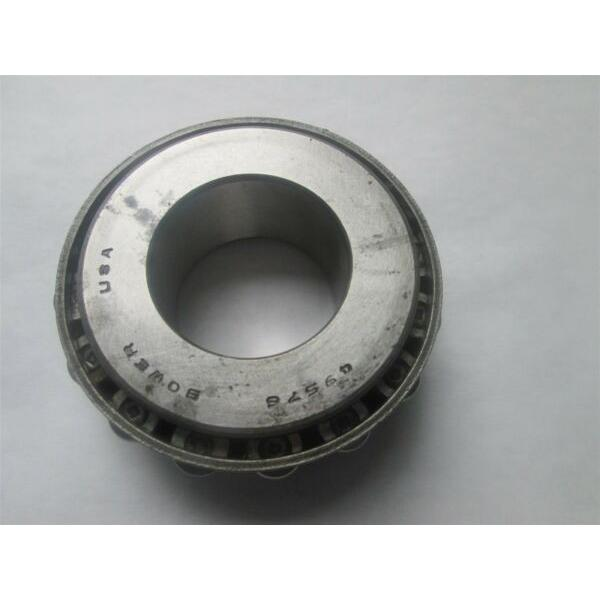 Bower Tapered Roller Bearing Cone 49576 Made in USA  #1 image