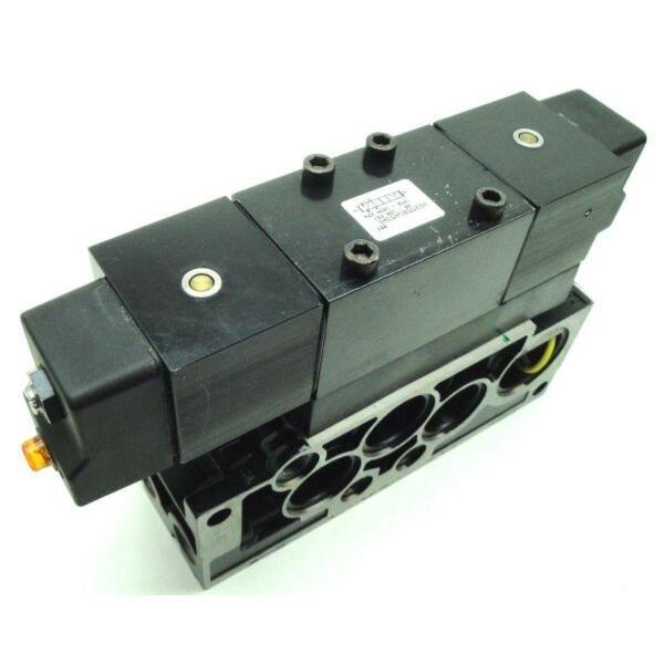 Parker  /  Schrader Bellows    H2255BGA53AS   Solenoid Valve     NEW IN BOX #1 image
