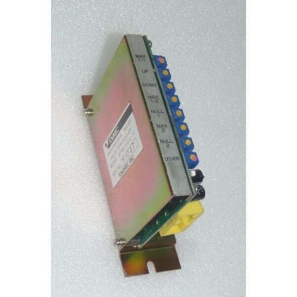 Tokimec EPAB-X-2-L-11 Proportional Relief Valve Controller #1 image