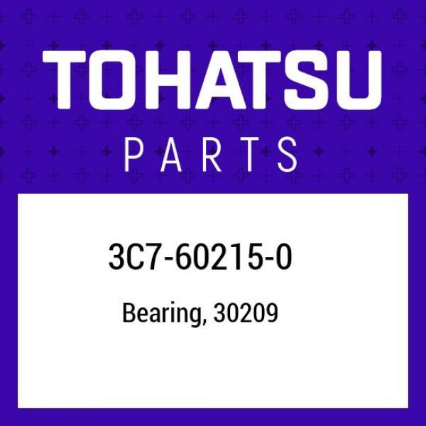 3C7-60215-0 Tohatsu Tapered roller bearing 3C7602150, New Genuine OEM Part #1 image