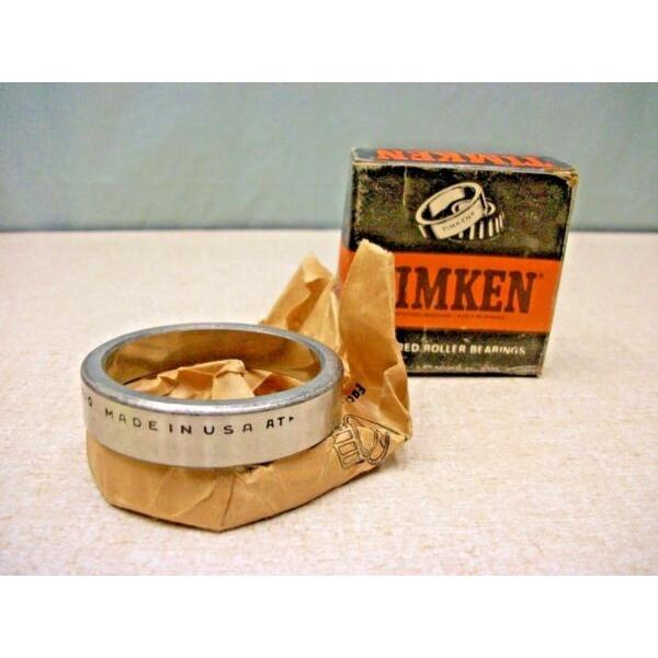 Timken LM48510 Tapered Roller Bearing Cup #1 image